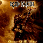 Iced Earth: Overture Of The Wicked [EP]