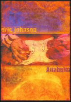 Eric Johnson: Anaheim (Live) [DVD]