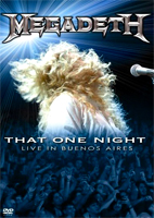 Megadeth: That One Night: Live In Buenos Aires [DVD]