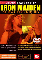 Lick Library: Learn To Play Iron Maiden [DVD]
