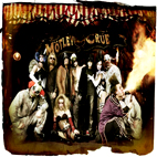 Carnival Of Sins: Live