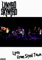 Lyve From Steel Town [DVD]