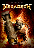 Megadeth: Arsenal Of Megadeth [DVD]