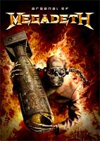 Megadeth: Arsenal Of Megadeth [DVD]