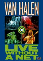 Van Halen: Live Without A Net [DVD]