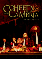 Coheed and Cambria: The Last Supper: Live At The Hammerstein Ballroom [DVD]