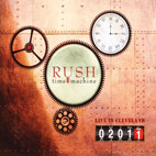Rush: Time Machine - Live In Cleveland 2011