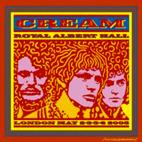 Cream: Royal Albert Hall: London May 2-3-5-6 2005
