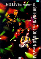 G3 Live In Concert [DVD]