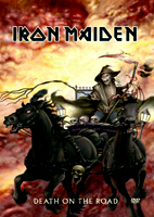 Iron Maiden: Death On The Road [DVD]