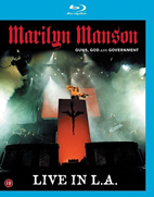 Marilyn Manson: Guns, God And Government - Live In L.A. [DVD]