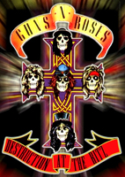 Guns N' Roses: Live At The Ritz [DVD]