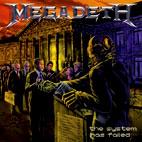 Megadeth: The System Has Failed
