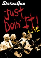 Just Doin' It Live [DVD]