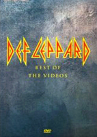 Def Leppard: Best Of The Videos [DVD]