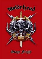 Motörhead: Stage Fright [DVD]