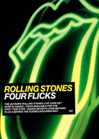 The Rolling Stones: Four Flicks [DVD]