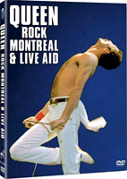 Queen Rock Montreal & Live Aid [DVD]