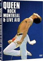 Queen Rock Montreal & Live Aid [DVD]