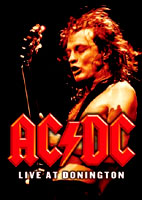 AC/DC: Live At Donnington [DVD]
