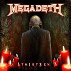 Megadeth: Th1rt3en