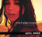 Michelle Branch: Hotel Paper