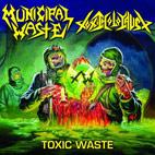 Municipal Waste: Toxic Waste [Split EP]