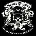 Chrome Division: Booze, Broads And Beelzebub