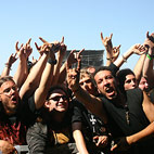 From Devil Horns To Digital Cameras: The Devolution Of The Metal Concert