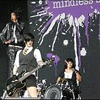Mindless Self Indulgence: Belgium (Kempische Steenweg), Aug 14, 2008