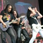 DragonForce: USA (Virginia Beach), May 10, 2009