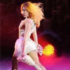 Lady Gaga: UK (London),  December 17, 2010