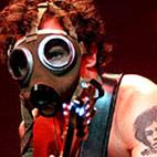 Red Hot Chili Peppers: UK (Edinburgh), July 13, 2004