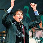 The Feeling: UK (Preston), November 18, 2008