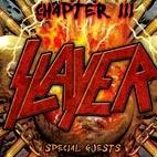 Slayer: England (Manchester), October 27, 2008