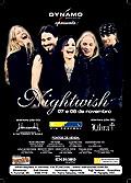 Nightwish: Brazil (Sao Paulo), November 8, 2008