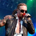 Guns N' Roses: UK (Birmingham), October 17, 2010
