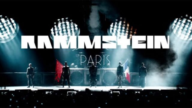 Rammstein Releases Extended Trailer For 'Paris' DVD/Blu-Ray