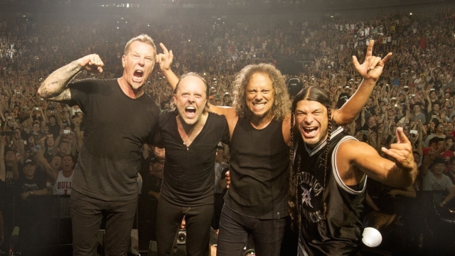 Metallica launches contests for snake pit passes and meets and metallicas fanclub fifth members can enter contests in which they can win meet greets and snake pit passes for the first leg of the north american m4hsunfo Gallery