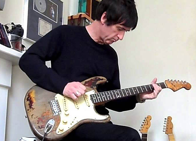 The Deceiving Guitar Of Johnny Marr Guitar Lessons