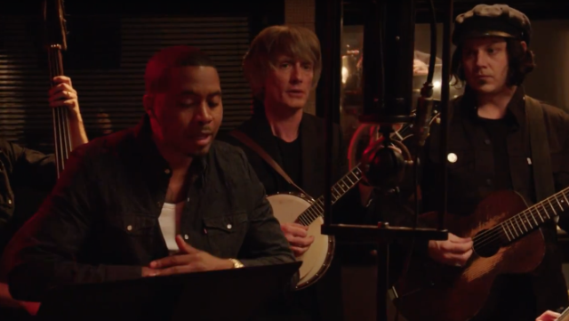 Nas & Jack White Covers a 1920s Blues Song