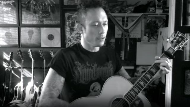 Matt Heafy Of Trivium Covers Jeff Buckleys Hallelujah Music