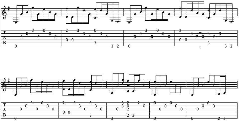 Metallica\'s Guitar Harmonies   Guitar Lessons @ Ultimate-Guitar.Com