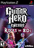 Music Simulator: Guitar Hero Encore: Rock The '80s