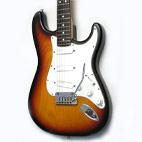 American Stratocaster Plus Deluxe