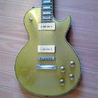 Hohner: L90 Goldtop