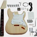 Saga: S-Style Electric Guitar Kit