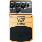 Behringer: SF300 Super Fuzz
