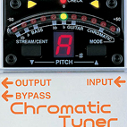 Boss: TU-2 Chromatic Tuner