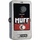Electro-Harmonix: Nano Muff Overdrive